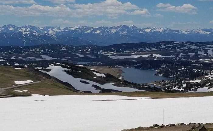 BEARTOOTH PASS And the Glory of God