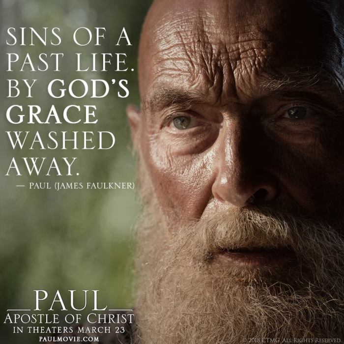LAST WORDS OF PAUL THE APOSTLE