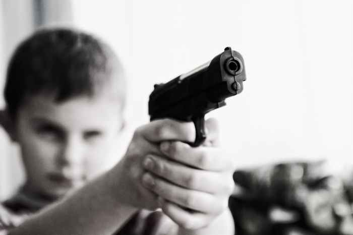 IS YOUR SON THE NEXT SCHOOL SHOOTER? How to Prevent Your WorstNightmare