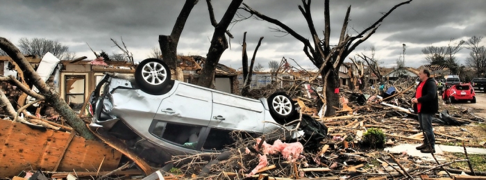IT WASN'T ALWAYS THIS WAY: Why We Do Disaster Relief and Other GoodThings