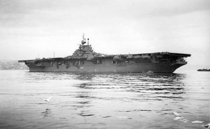 UNCLE LEWIS and the USS BENJAMINFRANKLIN